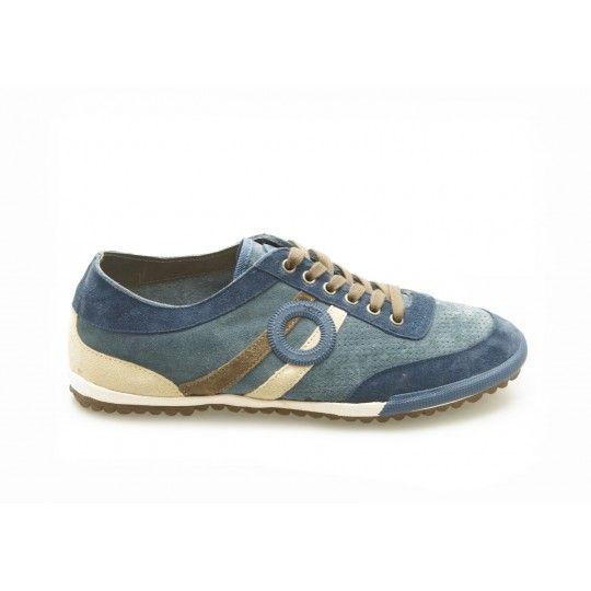 ARO Barcelona Sneakers 3386 IDO SUEDE D | BLUE