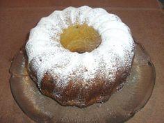 Das perfekte Hermann-Kuchen-Rezept mit Bild und einfacher Schritt-für-Schritt-Anleitung: Das Mehl wird mit dem Backpulver gemischt und in eine Schüssel…