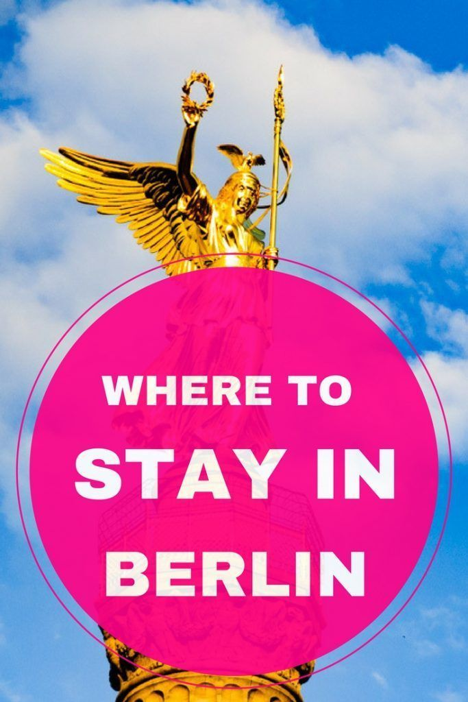 Where to stay in Berlin: The Best Hotels and Neighbourhoods. Click here to get inspired!