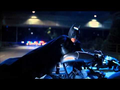 The Dark Knight Rises - The Return of The Batman[HD].  the bat escene in imax wuao amazing