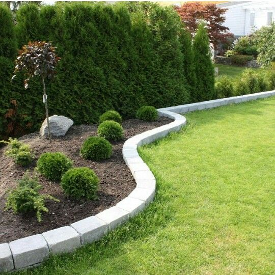 Front Yard Edging: 1000+ Images About Brick Landscape Edging Ideas. On