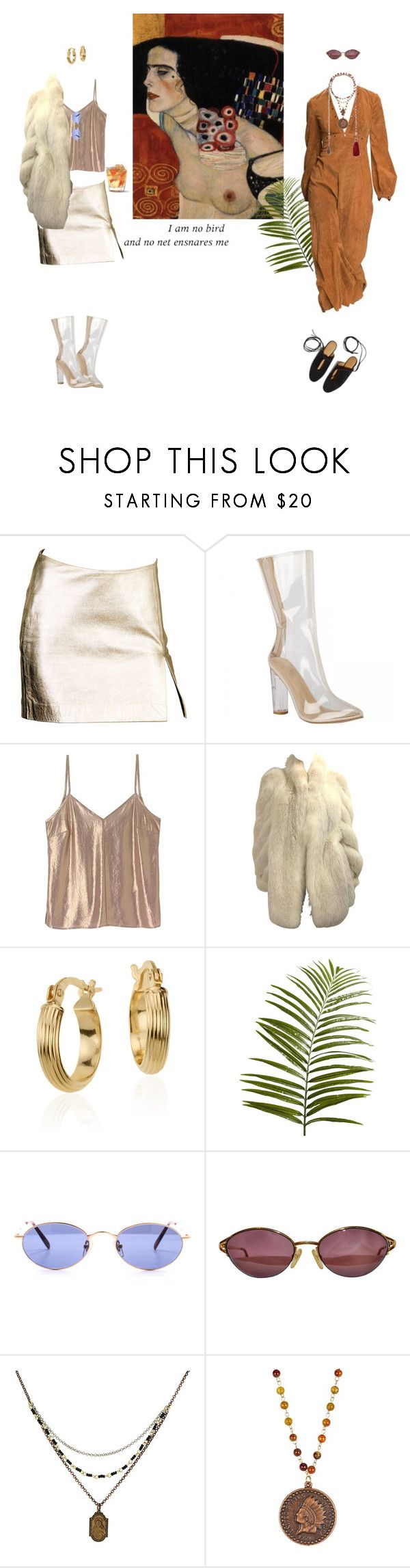 """Judith II—two sides of Judith."" by ballrooms-of-mars ❤ liked on Polyvore featuring Versace, Blue Nile, Pier 1 Imports, Rosetta Getty, Gucci, Christian Dior and 1928"