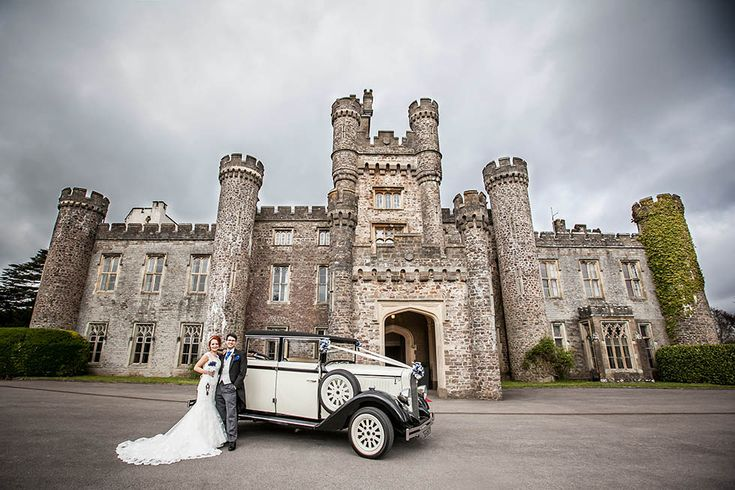 Charlotte & John, Miskin Church, reception at Hensol Castle, 12th April 2014