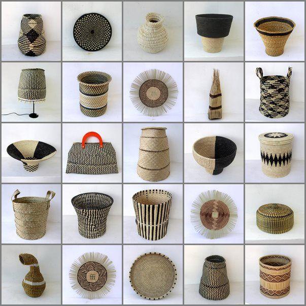 African Baskets: 13 Best Plant Friendly Furniture Images On Pinterest