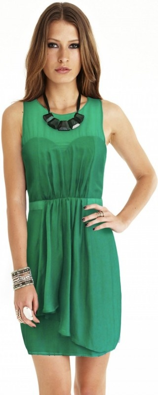 Precarious Dress by WISH  Now: $169.95 #standout #cocktail #dress