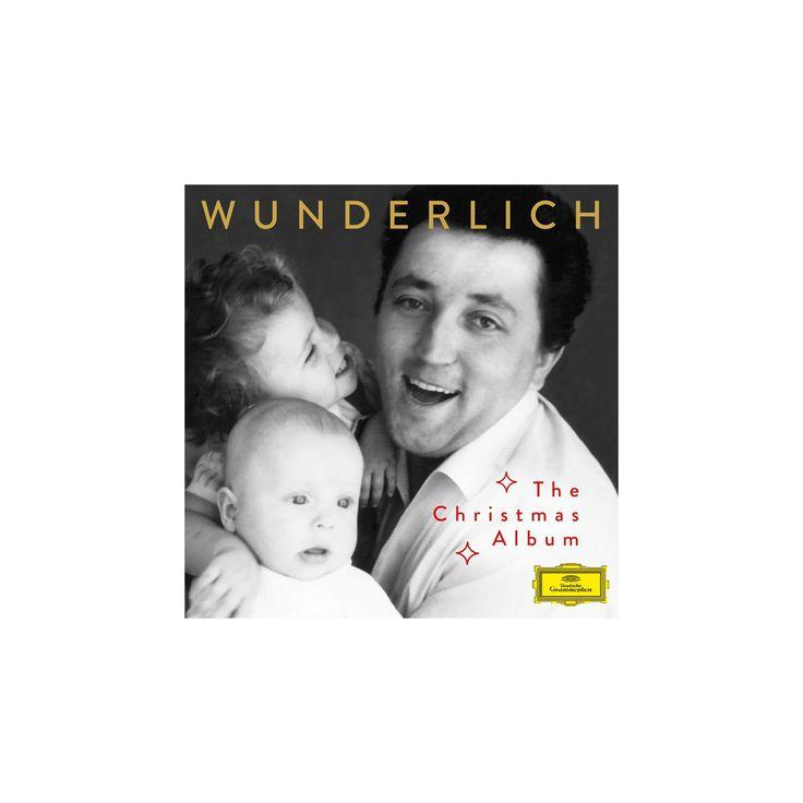 Fritz wunderlich - Christmas album (CD)