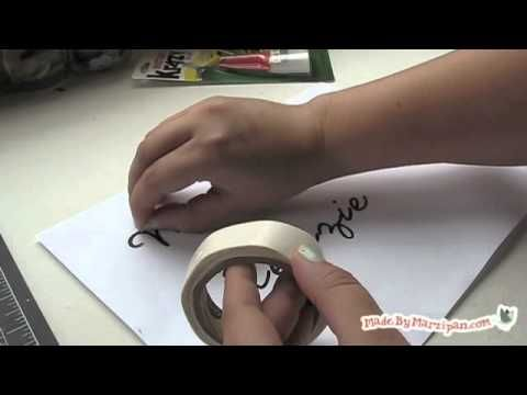 how to make necklaces from shrinky dinks