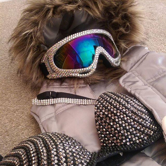 Themewear pieces ready for a stage #themewear #fitnessmodel  #bikinimodel #fitnessthemewear #abcrystal #bling #snowbunny #fitspo #instacraft #crafttart101