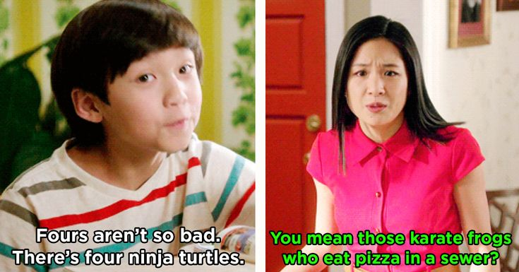 "19 Hilarious ""Fresh Off The Boat"" Moments That Are Way Too Real For POC"