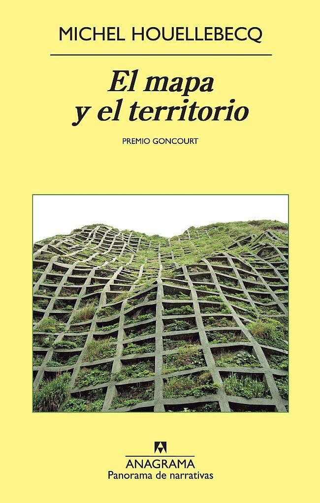 El mapa y el territorio, de Michel Houellebecq, Premio Goncourt