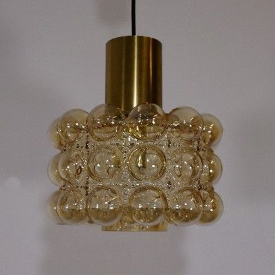 Located using retrostart.com > Bubble - P951 Hanging Lamp by Helena Tynell for Limburg Glashutte