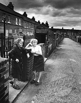 Women during the miners strike, Fitzwilliam West Yorkshire