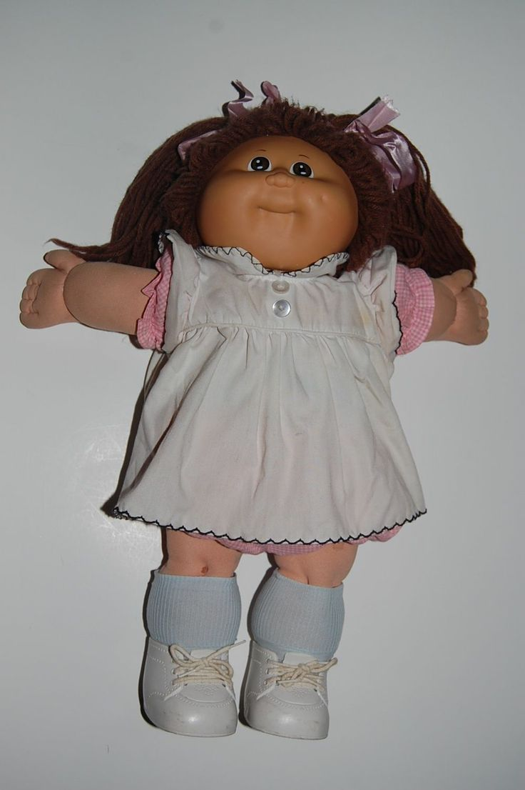 704 Best Cabbage Patch Kids Images On Pinterest Cabbage
