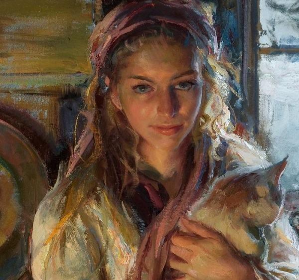 pinturas românticas