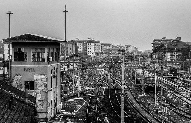 Stazione di Pavia
