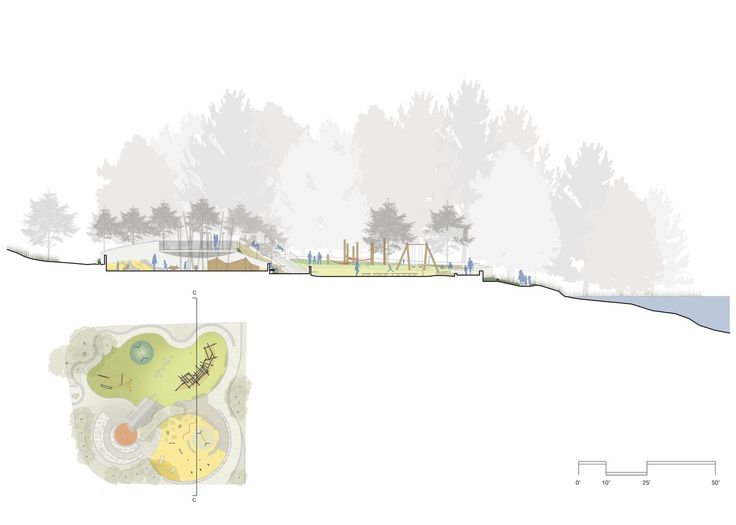 Gallery of Mountain Lake Park Playground / Bohlin Cywinski Jackson - 17
