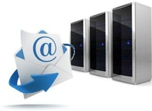 Email accounts  with Footnotes Web Services, Design & SEO
