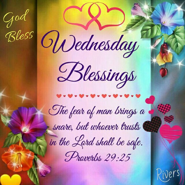 Blessings Quotes: 239 Best Wednesday Blessings Images On Pinterest