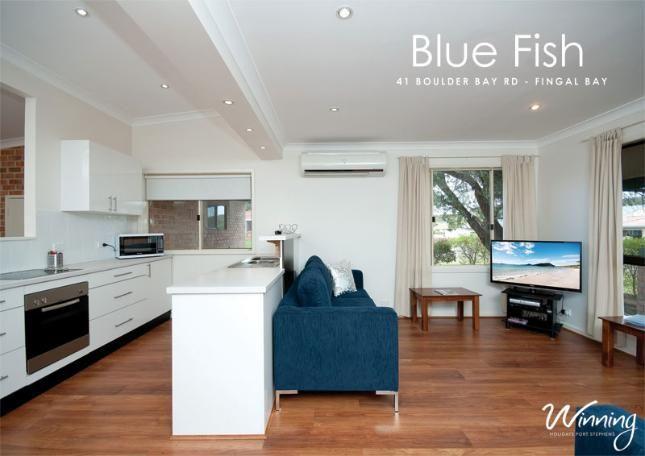 Boulder Bay Road, 41, Blue Fish | Fingal Bay, NSW | Accommodation