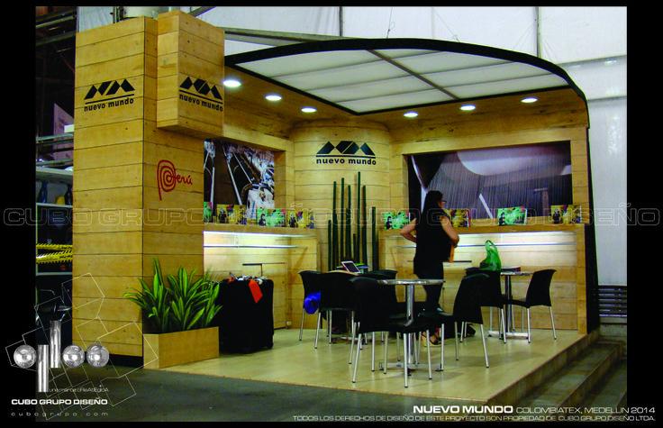 Stand, Colombiatex, Desing, Booth, Arquitectura Efimera, Ferias