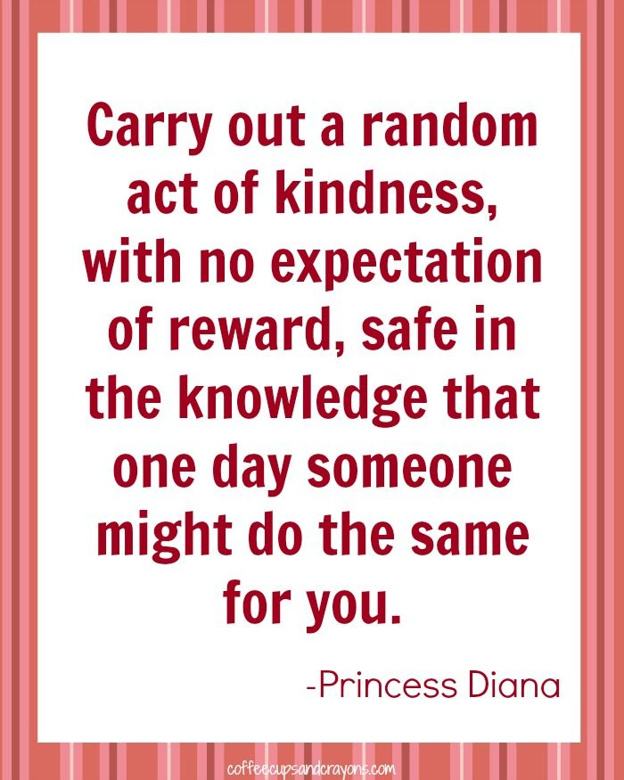 Acts Of Kindness Quotes: De 25+ Bedste Idéer Inden For Act Of Kindness Quotes På