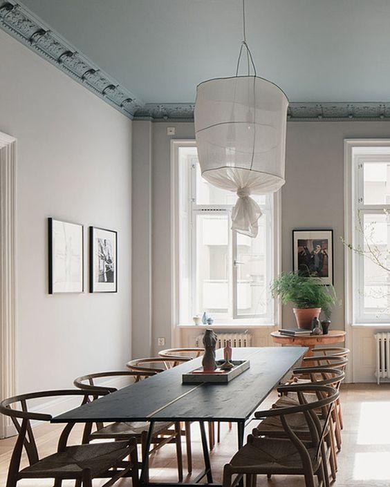 les 25 meilleures id es concernant peinture plafond sur pinterest peinture mur plafond design. Black Bedroom Furniture Sets. Home Design Ideas