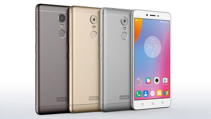 Lenovo Vibe K6 Note Smartphone