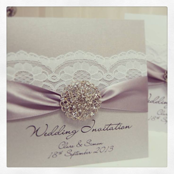 opulence wedding invitation pack of 10 by made with love designs ltd notonthehighstreetcom - Cheap Wedding Invitations Packs