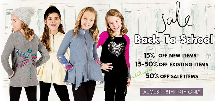 Are you going to be shopping the Limeapple Huge Back-To-School 2-Day Sale? Huge…
