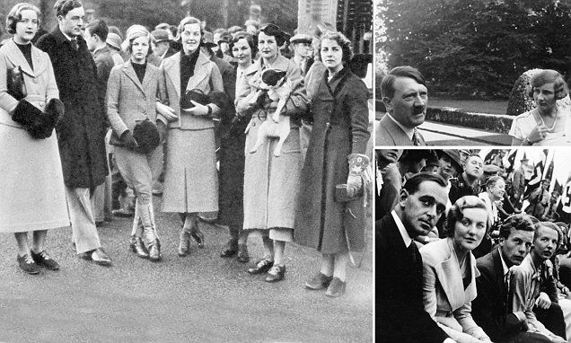The six daughters - Nancy, Pam, Diana, Unity, Decca and Debo - born to Lord Redesdale and his wife Sydney, were the Kardashians of their day in terms of the public interest their antics aroused.