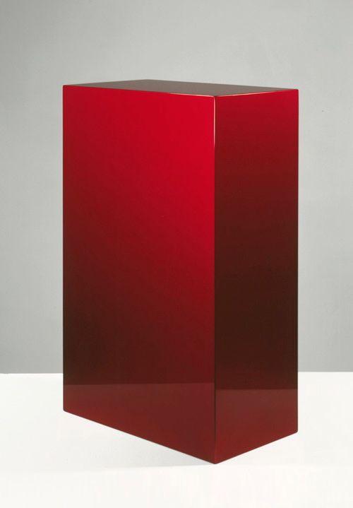 John McCracken, Sangre, 2001 #art #contemporaryart: Formal John, 2001 Art, A Sculpture, Art Design Furniture, Installation Art, Red Design, Sculpture Installations, Installations Art, Art Contemporaryart