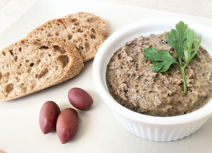 Andalusian tapenade! Best starte r☝  Super healthy mediterranean food☀️  #mutimiteszel #mik #mediterranean #tapenade #veraschoice #nutritionistchoice