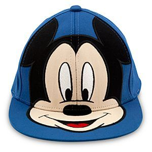 Disney Mickey Mouse Baseball Cap for Boys - Personalizable | Disney StoreMickey Mouse Baseball Cap for Boys - Personalizable - Mickey's heading up fun and adventure! The self-stick fabric closure makes this cap a neat fit for your little Mouseketeer. Top it off with his name to make it extra special.