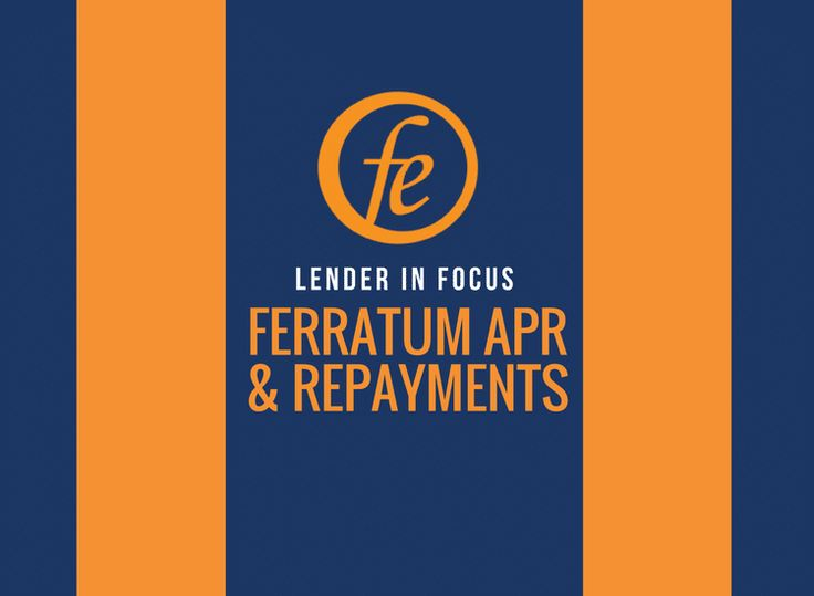Ferratum apr and how repayments work