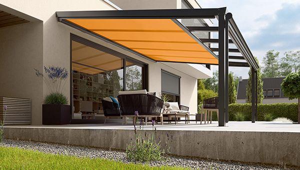 die besten 25 berdachung terrasse ideen auf pinterest terrasse berdachung dachterrasse. Black Bedroom Furniture Sets. Home Design Ideas