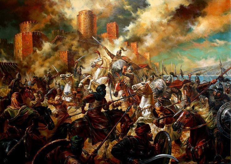 Българи срещу араби/ bulgars v arabs