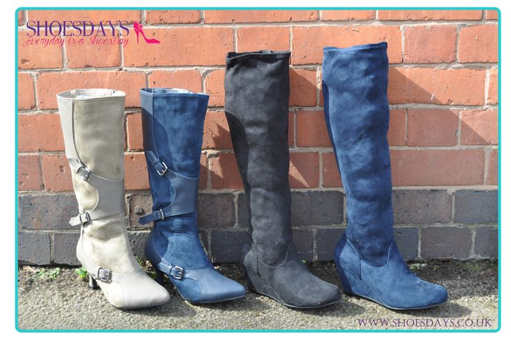 BANK HOLIDAY BOOT SALE 25% off all knee high boots from now til end of Monday 6/04/15 Quote 'easterboots' at checkout
