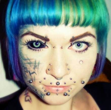 28  Ideas For Piercing Gone Wrong Body Modifications Search