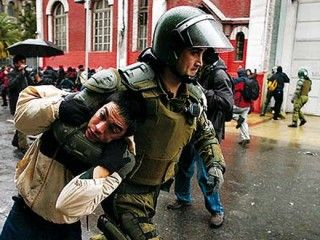 Represión en Aysén: En Chile reviven ley de la dictadura para castigar a los manifestantes