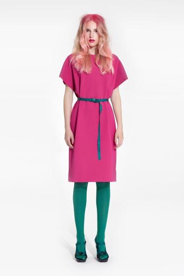 BASIC DRESS SS '13  Elsien Gringhuis