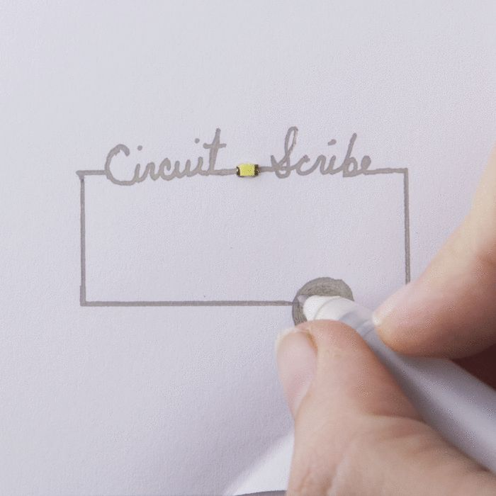 Circuit Scribe: Draw Circuits Instantly by Electroninks Incorporated — Kickstarter