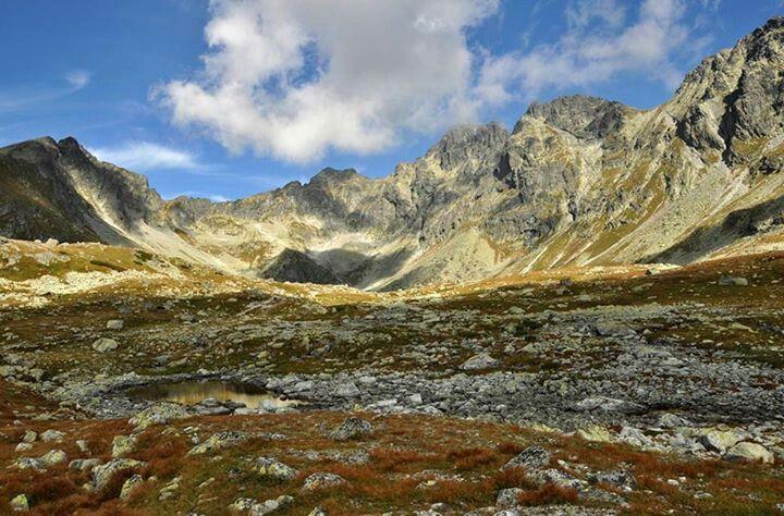 Mengusovska dolina - High Tatras - Slovakia