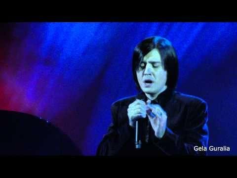 Gela Guralia -Аве Мария - Красноярск с 07.03.2015 - YouTube