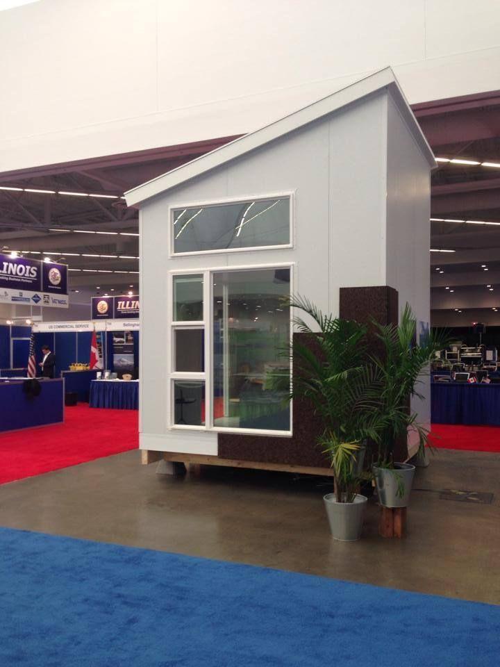 Nomad Micro Homes Tiny House Prototype 1 - Humble Homes