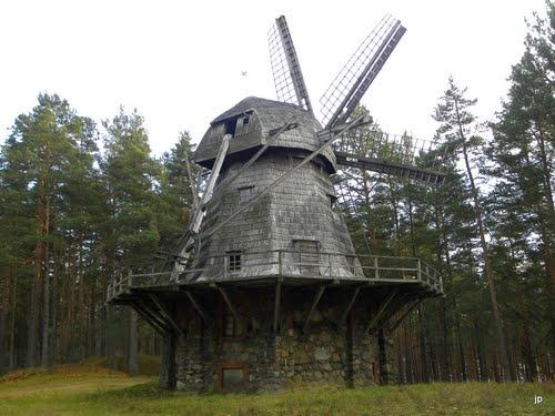 Ethnographic Open Air Museum Latvia