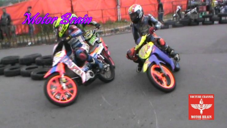 ROAD RACE - JUNGKIR BALIK ! Pertarungan SENGIT TIKUNGAN U Balap Motor RO...