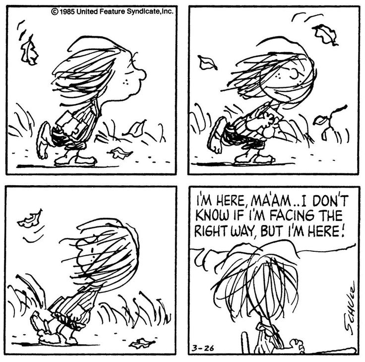 Peppermint Patty & Peanuts/Snoopy March 25, 1985
