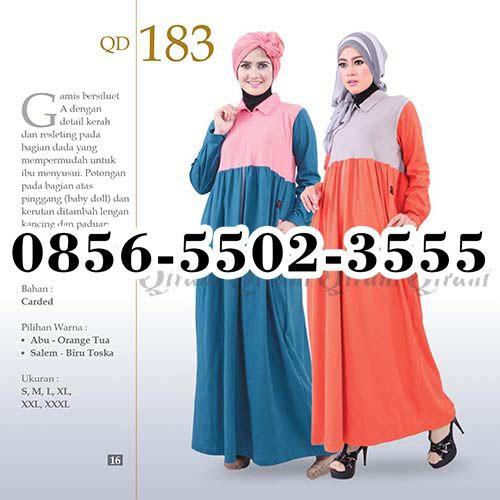 Gamis Qirani jumbo, HP.0856-5502-3555,