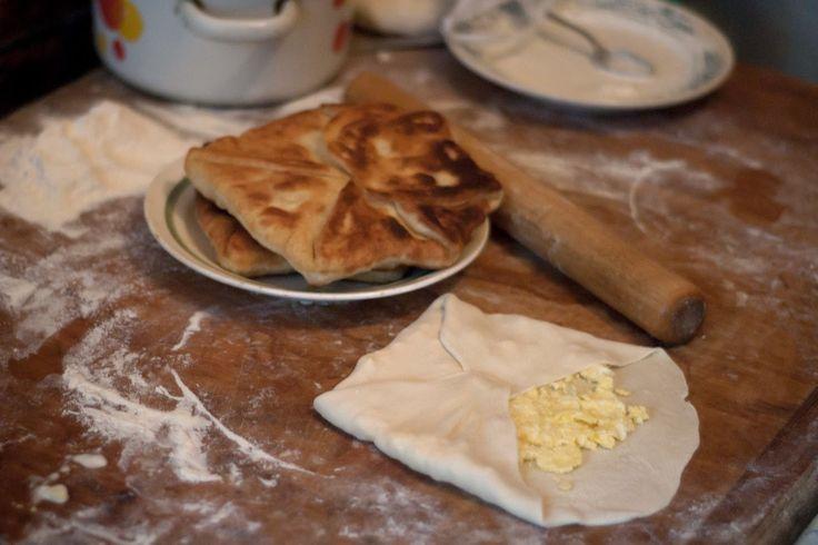 La placinta - moldovian typical food