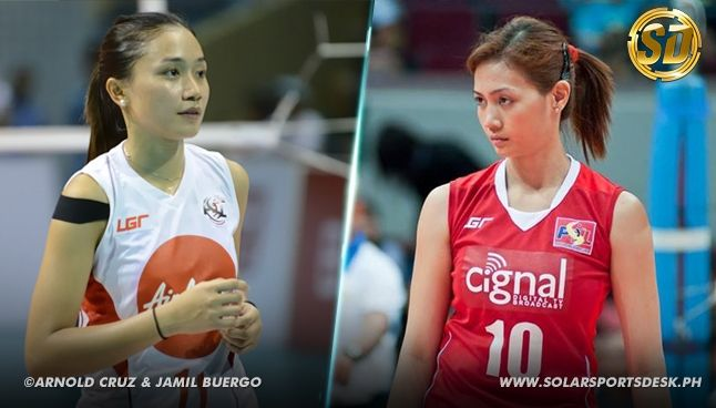 PSL: AirAsia targets solo lead versus Cignal; No. 1 pick Santiago debuts for Petron - Solar Sports Desk #volleyball